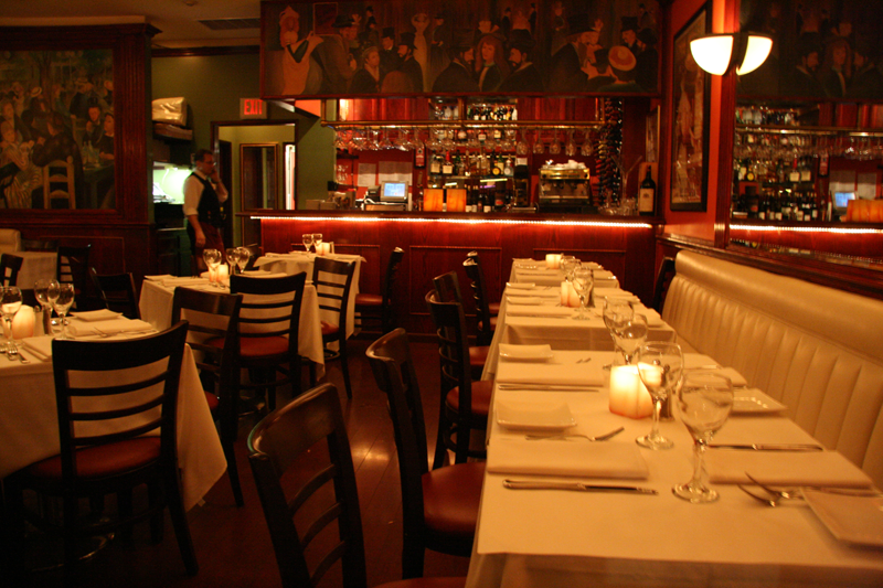 Los Angeles French Food